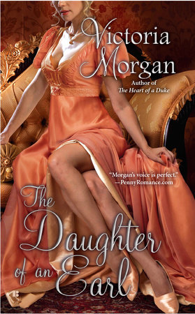 The Daughter of an Earl by Victoria Morgan