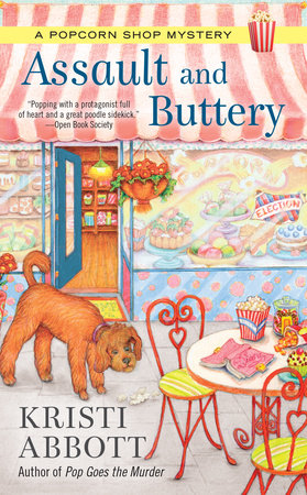 Assault and Buttery by Kristi Abbott