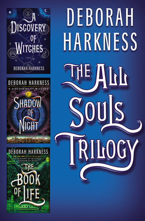 All Souls Trilogy Book Cover Picture