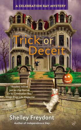 Trick or Deceit by Shelley Freydont