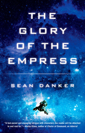 The cover of the book The Glory of the Empress