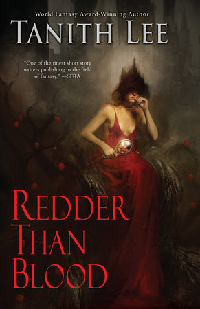 Redder Than Blood by Tanith Lee