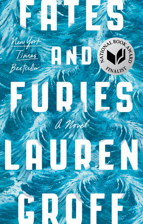 Fates and Furies book cover