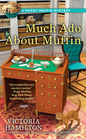 Much Ado About Muffin by Victoria Hamilton