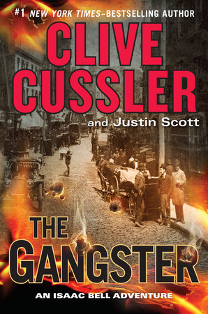 The Gangster by Clive Cussler and Justin Scott