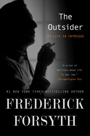 The Outsider by Frederick Forsyth