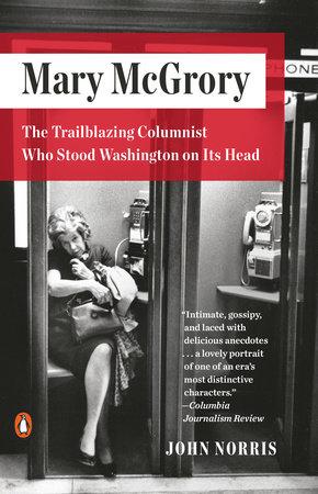 Mary McGrory by John Norris