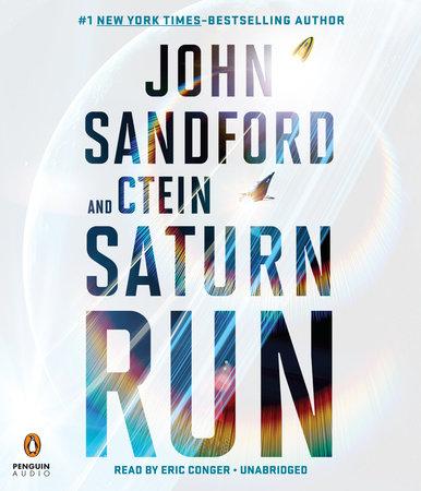 Saturn Run by John Sandford and Ctein