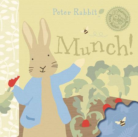 Peter Rabbit Munch by Beatrix Potter