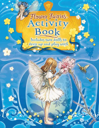 The Flower Fairies Activity Book by Cicely Mary Barker