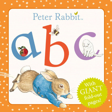 Peter Rabbit A B C by Beatrix Potter