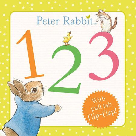 Peter Rabbit 1 2 3 by Beatrix Potter