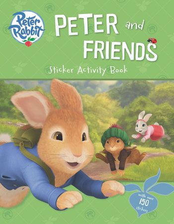 Peter and Friends Sticker Activity Book by Beatrix Potter