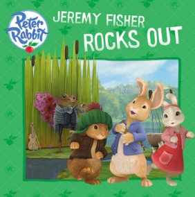 Jeremy Fisher Rocks Out
