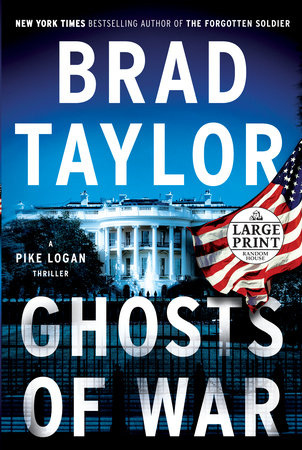 Ghosts of War by Brad Taylor
