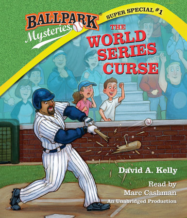 Ballpark Mysteries #12: The Rangers Rustlers by David A. Kelly