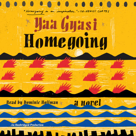 Homegoing Book Cover Picture