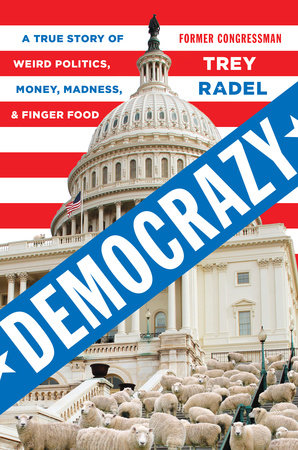 The cover of the book Democrazy