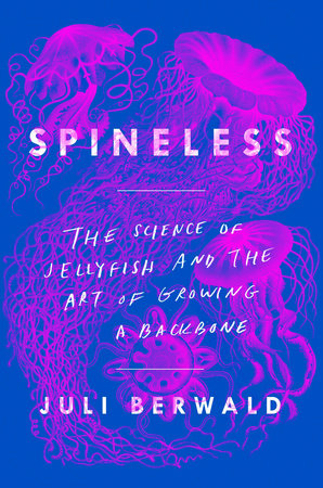 The cover of the book Spineless