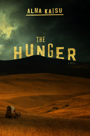 The cover of the book The Hunger