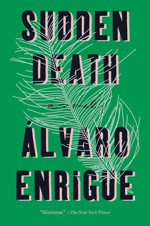 The cover of the book Sudden Death