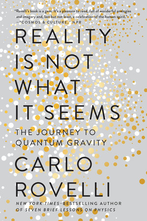 The cover of the book Reality Is Not What It Seems