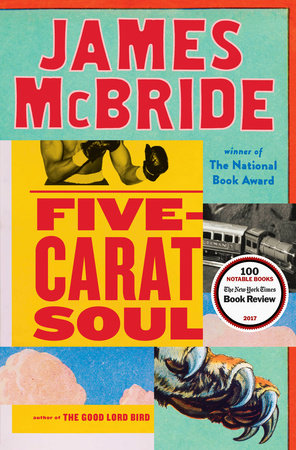 The cover of the book Five-Carat Soul