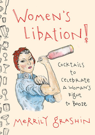 The cover of the book Women's Libation!