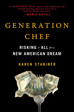 The cover of the book Generation Chef