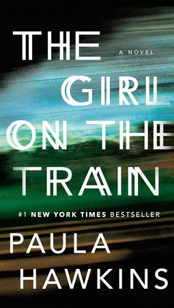 The Girl on the Train Book Cover Picture