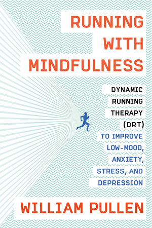 The cover of the book Running with Mindfulness