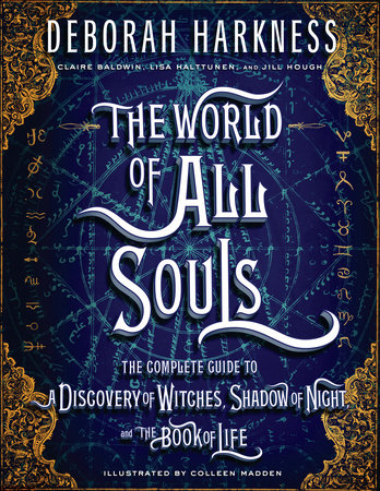 The cover of the book The World of All Souls