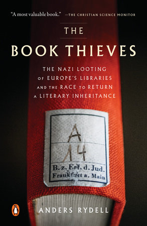 The cover of the book The Book Thieves