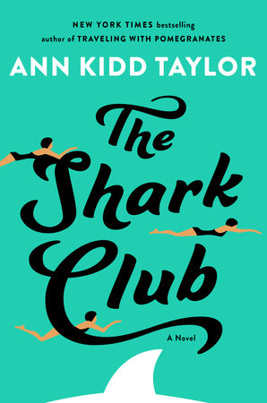The cover of the book The Shark Club