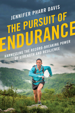 The cover of the book The Pursuit of Endurance