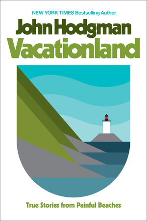 The cover of the book Vacationland