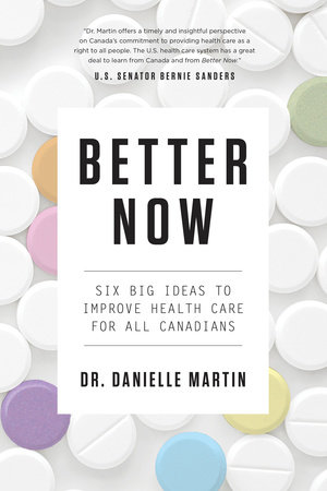 Better Now by Danielle Martin