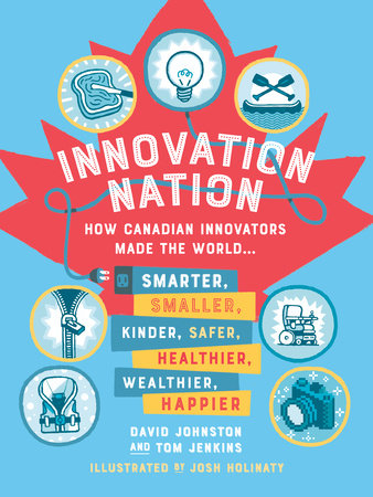 Innovation Nation by David Johnston and Tom Jenkins