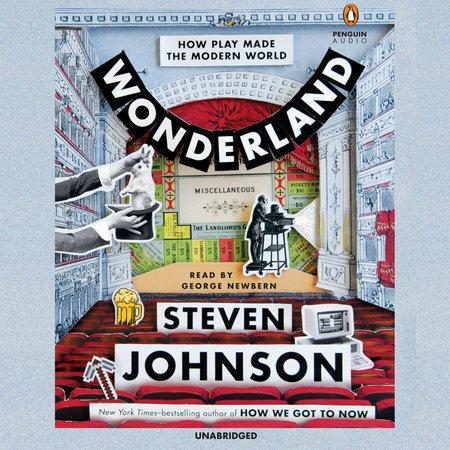 Wonderland by Steven Johnson