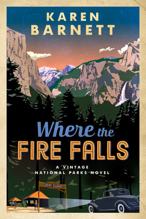 The cover of the book Where the Fire Falls