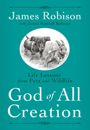 God of All Creation by James Robison
