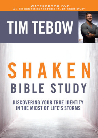 Shaken Bible Study DVD by Tim Tebow