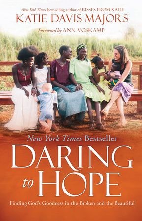 The cover of the book Daring to Hope