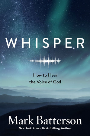 The cover of the book Whisper