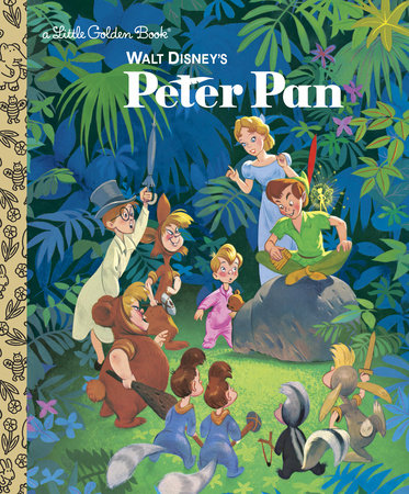 Walt Disney's Peter Pan (Disney Peter Pan) by RH Disney