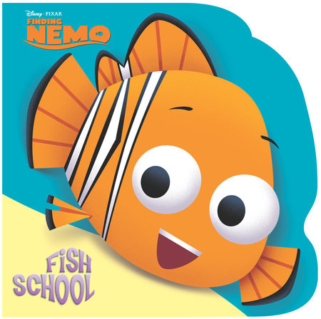 Fish School (Disney/Pixar Finding Nemo) by RH Disney