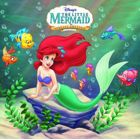 The Little Mermaid by Stephanie Calmenson