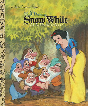 Snow White and the Seven Dwarfs (Disney Princess) by RH Disney