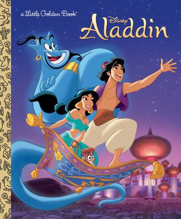 Aladdin by Karen, Kreider
