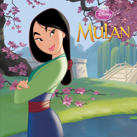 Mulan by Katherine Poindexter